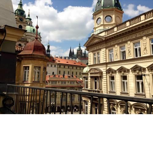 STEPS AWAY FROM CHARLES BRIDGE - PRIME LOCATION